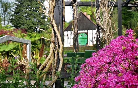 Ausflugsziel Botanischer Garten Bielefeld In Bielefeld