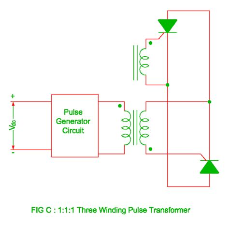 Pulse Transformer Isolation Electrical