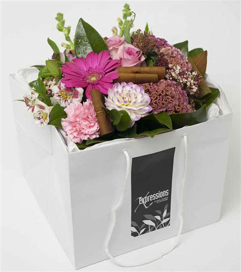 Flower Box flower boxes expressions florist cambridge hamilton
