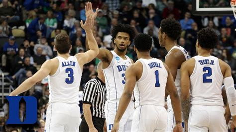 Top Duke Basketball Pictures