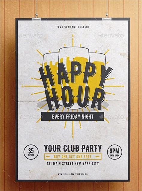 Free Happy Hour Invitation Template Beautiful 21 Happy