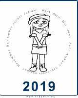 Weihnachten 2019 Mädchen : bastelkalender f r kinder im ~ Haus.voiturepedia.club Haus und Dekorationen