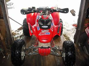 Honda Trx300ex And Trx400ex Atvs 1993  U2013 2006 Haynes Owners