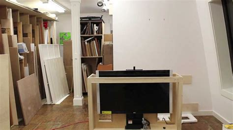 tv lift cabinet design tips on building a tv lift cabinet and how to make bead