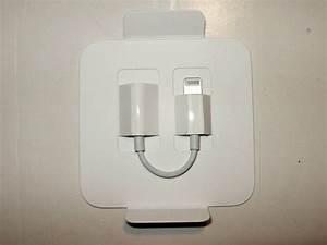 Apple Lightning To Headphone Jack Adapter Teardown