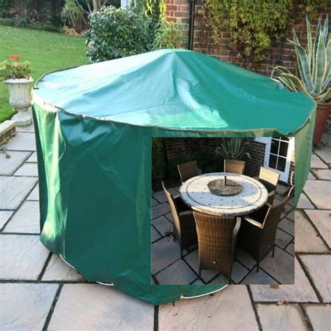 pvc patio cover kover it circular patio set cover pvc st