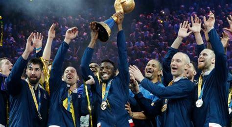 handball mondial  les resultats complets sport
