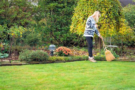 Arbeiten Im Garten Im Herbst by Letzte Arbeiten Im Herbstgarten Das D 252 Rfen Sie Nicht