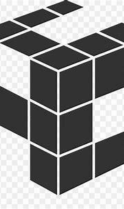 Rubik's Cube Logo Vector Graphics Illustration, PNG ...