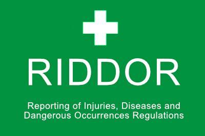 riddor scorecard intrafocus