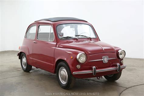 1969 fiat 600 for sale 2175646 hemmings motor news