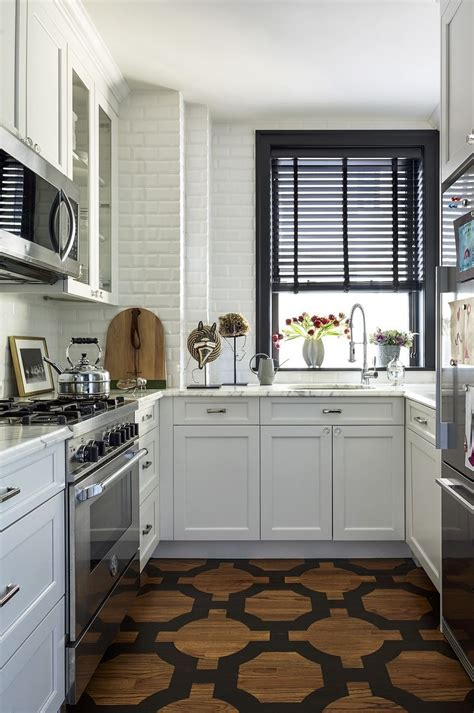 stylish small kitchens simply  living