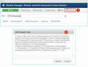 ja acm module configuration joomla templates and With joomla templates with sample data