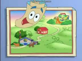 Map Dora the Explorer Season