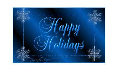 Happy Holiday Wishing Very Season Holidays Christmas