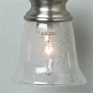 Bathroom Lamp Shade by Perfect Bathroom Light Shades Replacement Satin White