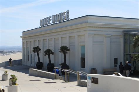 cliff house restaurant san francisco ca california beaches
