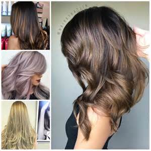 2017 Long Hair Layered Hairstyles