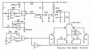 Schematic  U0026 Wiring Diagram  Phone Ring Generator Using