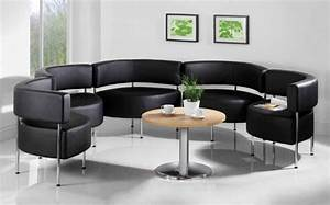 Small curved leather sectional tedx decors the awesome for Curved sectional sofa for small space