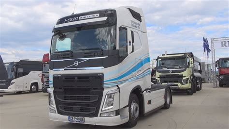 volvo fh   shift dual clutch  tractor