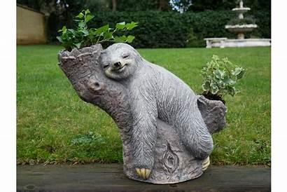 Sloth Planter Garden Patio Giardino Vaso Balcone