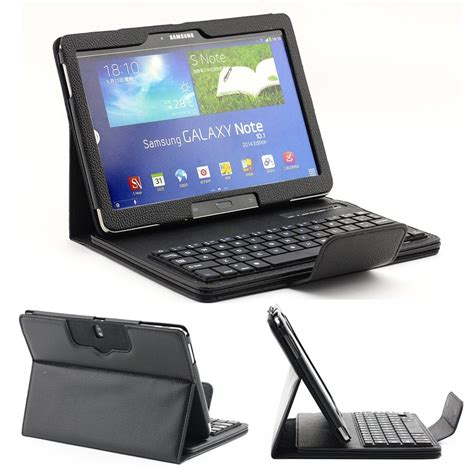 bluetooth keyboard pu cover protective smart
