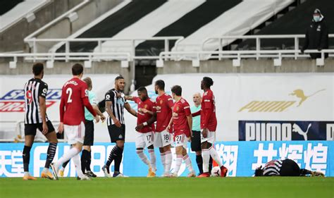 Manchester United player ratings vs Newcastle United - The ...