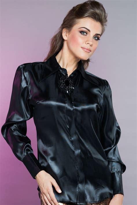 satin blouse ways of wearing a satin blouse carey fashion