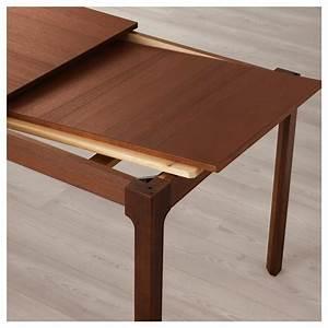 Table Ikea Extensible : ekedalen table extensible brun 120 180 x 80 cm ikea ~ Melissatoandfro.com Idées de Décoration