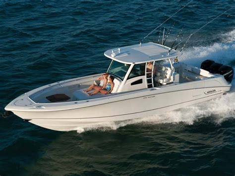 Whaler Boats by Research 2012 Boston Whaler Boats 370 Outrage On