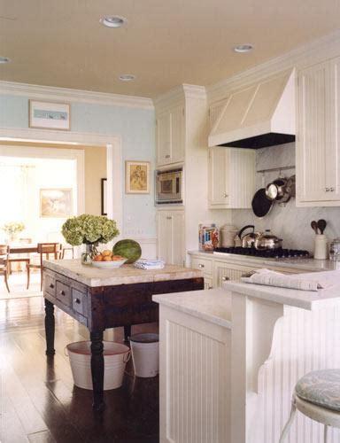 Beadboard Kitchen Cabinets  Cottage  Kitchen Elizabeth