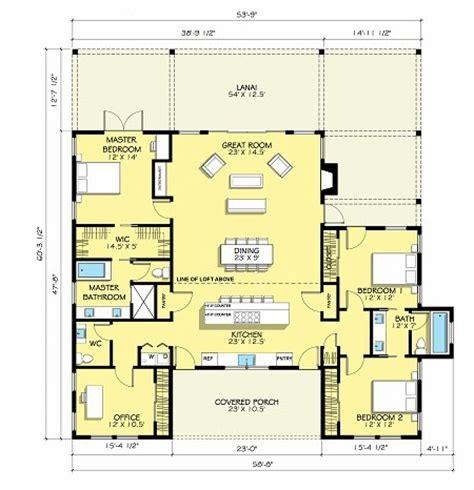 desain denah rumah minimalis  lantai  kamar tidur