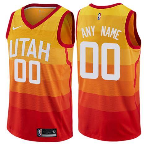 authentic customized basketball utah jazz basketball