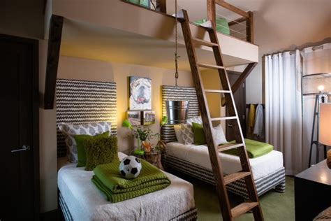 Enjoyable Contemporary Kids' Room Interior Designs For