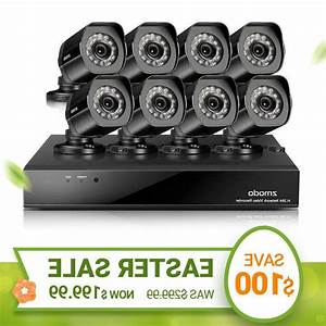 Zmodo 1080p 8ch Hdmi Nvr 8 Ip Outdoor