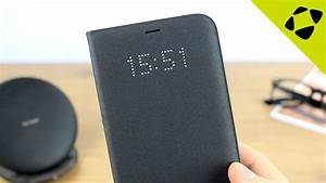 Samsung S9 Kabellos Laden : official samsung galaxy s8 plus led cover case review ~ Jslefanu.com Haus und Dekorationen