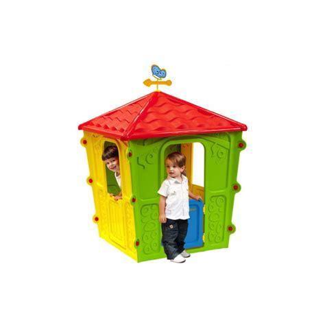 Casetta Gioco Da Giardino X Esterno Bambini Casa Con