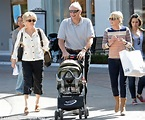 Anna Faris's son Jack is the centre of attention as ...