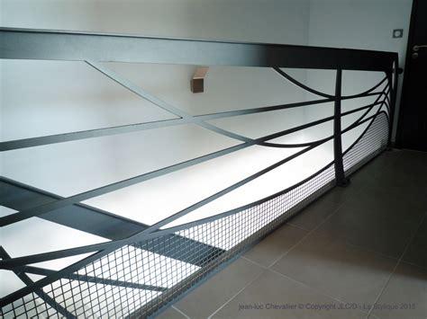 garde corps escalier interieur design mobilier design la stylique