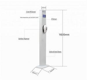 Zortemp 1000 - Body Temperature Infrared Scanner