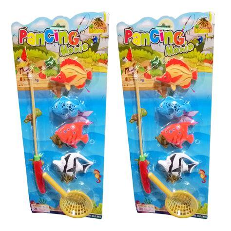 mainan anak pancingan ikan jual mainan anak pancing ikan toys family