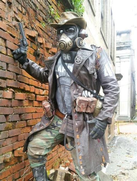 Fallout New Vegas Ncr Ranger Variant Cosplay Gas Mask