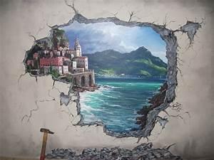 Image Trompe L Oeil : trompe l 39 oeil daniel grangeon ~ Melissatoandfro.com Idées de Décoration