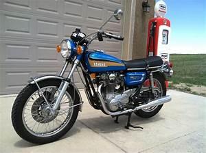 1973 Yamaha Tx650 650cc W  Five Speed Transmission