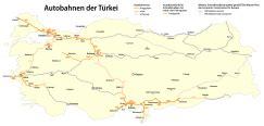 Ģeogrāfiskā karte - Turcija - 2,438 x 1,167 Pikselis - 280 ...