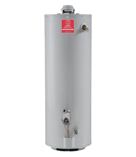 water heater state select standard tank water heater