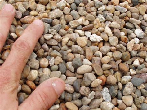 pea gravel vs decomposed granite rock n dirt yard
