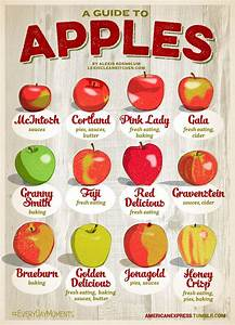 55 Best Images About Apple Varieties