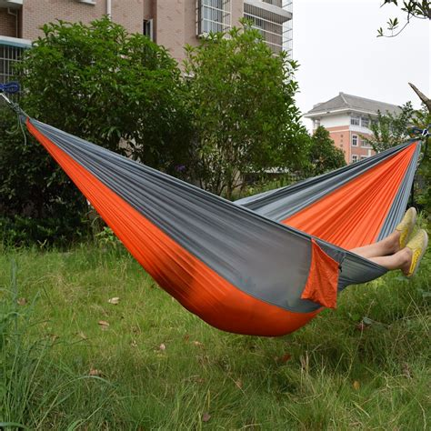Survival Hammock by Wholesale Portable Parachute Hammock Garden